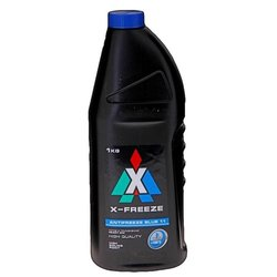 X-FREEZE BLUE 11