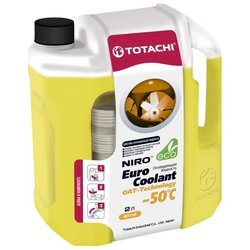 TOTACHI NIRO EURO COOLANT OAT TECHNOLOGY 50