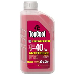 Антифриз TopCool X Cool -40 Red