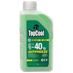 Антифриз TopCool S Cool -40 Green