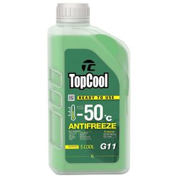 Антифриз TopCool S Cool -50 Green