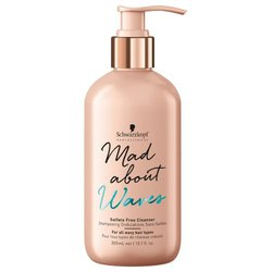 Schwarzkopf Professional шампунь Mad About Waves Sulfate Free Cleanser