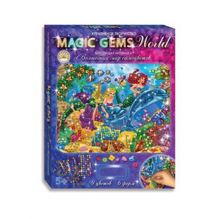 Мозаика Лапландия Magic Gems Русалка