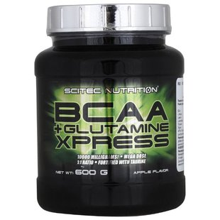 BCAA Scitec Nutrition BCAA+Glutamine Xpress (600 г)