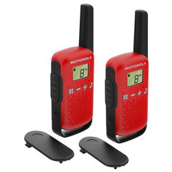 Motorola Talkabout T42 Twin Pack (красный)