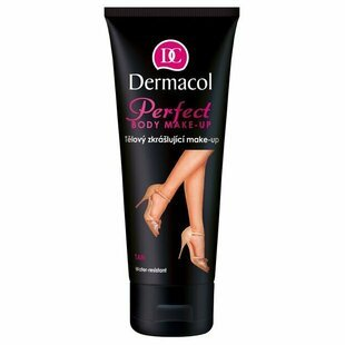 Лосьон для автозагара Dermacol Perfect Body Make-up Tan