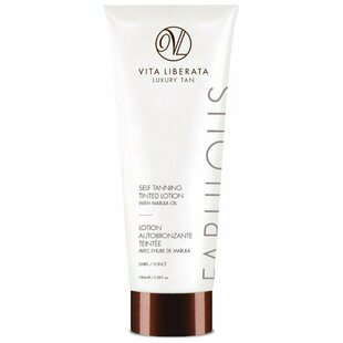 Крем для автозагара Vita Liberata Fabulous Self Tanning Tinted Lotion Dark