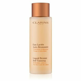 Лосьон для автозагара Clarins Liquid Bronze Self Tanning